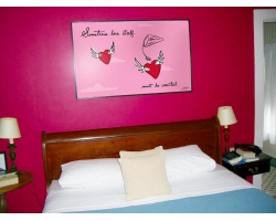 M4M - love courted bedroom